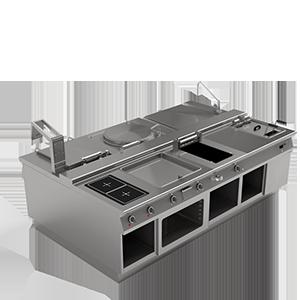 CHEF-850-MODULAR
